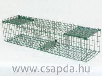 Macskacsapda 1000x250x225mm, gyorsítórugós
