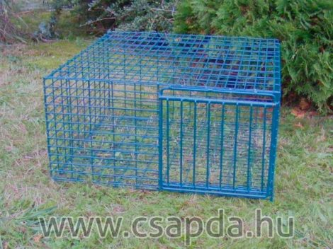 Galamb csapda - 1 ajtós  (450x400x200mm)