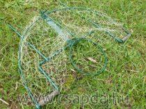 Dolmányos varjú csapda - íves csapóháló