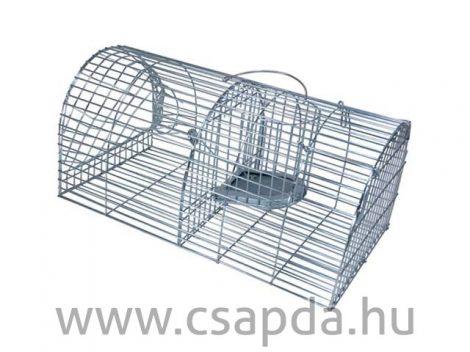 Patkánycsapda, íves 40cm