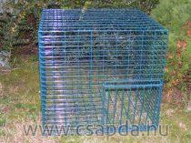Galamb csapda - 1 ajtós (450x450x450mm)