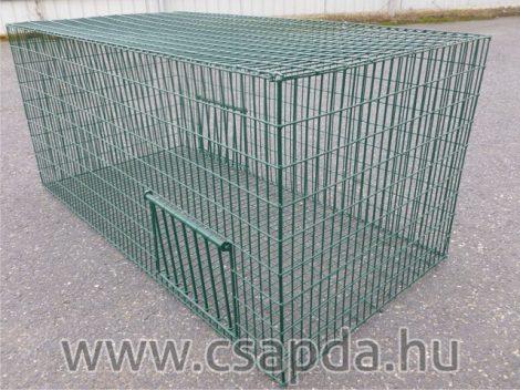 Galamb csapda - 2 ajtós (950x450x450mm)